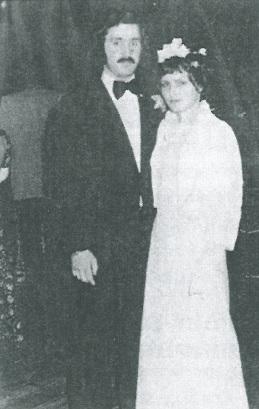 Königspaar 1974