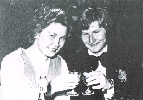 Königspaar 1975