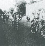 Umzug 1950